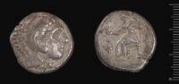 Tetradrachm Of Alexander The Great, Macedonia Mint (
