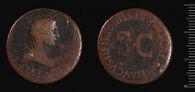 Dupondius  of Tiberius, Rome