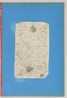 Folio 2 from an Album of Artists' Drawings from Qajar Iran: Blank page (recto); Birds, flowers, and butterflies (verso)