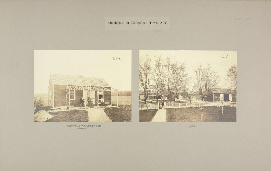 Charity, Public: United States. New York. Hempstead. Town Almshouse: Almshouses Of Hempstead Town, N.y.
