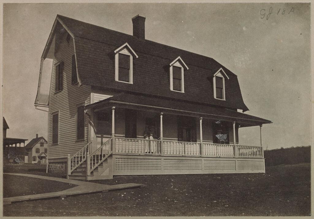 Crime, Children, Reform Schools: United States. New York. Freeville. George Junior Republic: George Junior Republic, Freeville, N.y.: Boys' Hospital.
