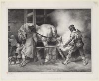 The Flemish Blacksmith