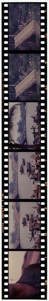 Untitled (Damaged Bridges, Hue, Vietnam)