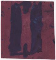 Untitled (Study for Harvard Murals) (recto and verso)