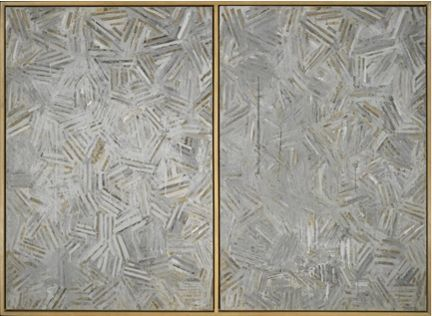 Jasper Johns / In Press: The Crosshatch Works and the Logic of Print