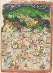 The Great Orgy of Maharao Shatru Sal II (r. 1866-89)