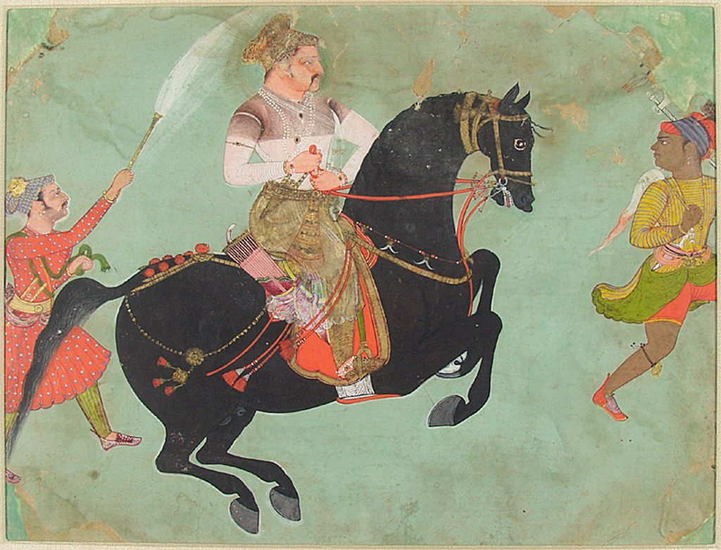 Attributed to Kota Master A | Ram Singh I of Kota Hunting ...