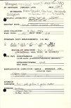 Judy Chupasko field notebook, Nicaragua: January 1996, page 14