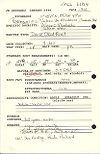 Judy Chupasko field notebook, Nicaragua: January 1996, page 49