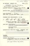 Judy Chupasko field notebook, Nicaragua: January 1996, page 61