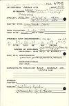 Judy Chupasko field notebook, Nicaragua: January 1996, page 95