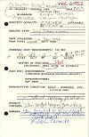 Judy Chupasko field notebook, Nicaragua: January 1996, page 100