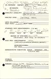 Judy Chupasko field notebook, Nicaragua: January 1996, page 104