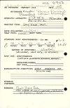 Judy Chupasko field notebook, Nicaragua: January 1996, page 105