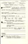 Judy Chupasko field notebook, Nicaragua: January 1996, page 106