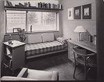 Harvard Graduate Center:  Dormitory Room