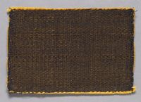 Textile Sample Of Eisengarn For Tubular Furniture Upholstery