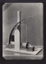 Student Exercise For Laszlo Moholy-Nagy's Bauhaus Preliminary Course