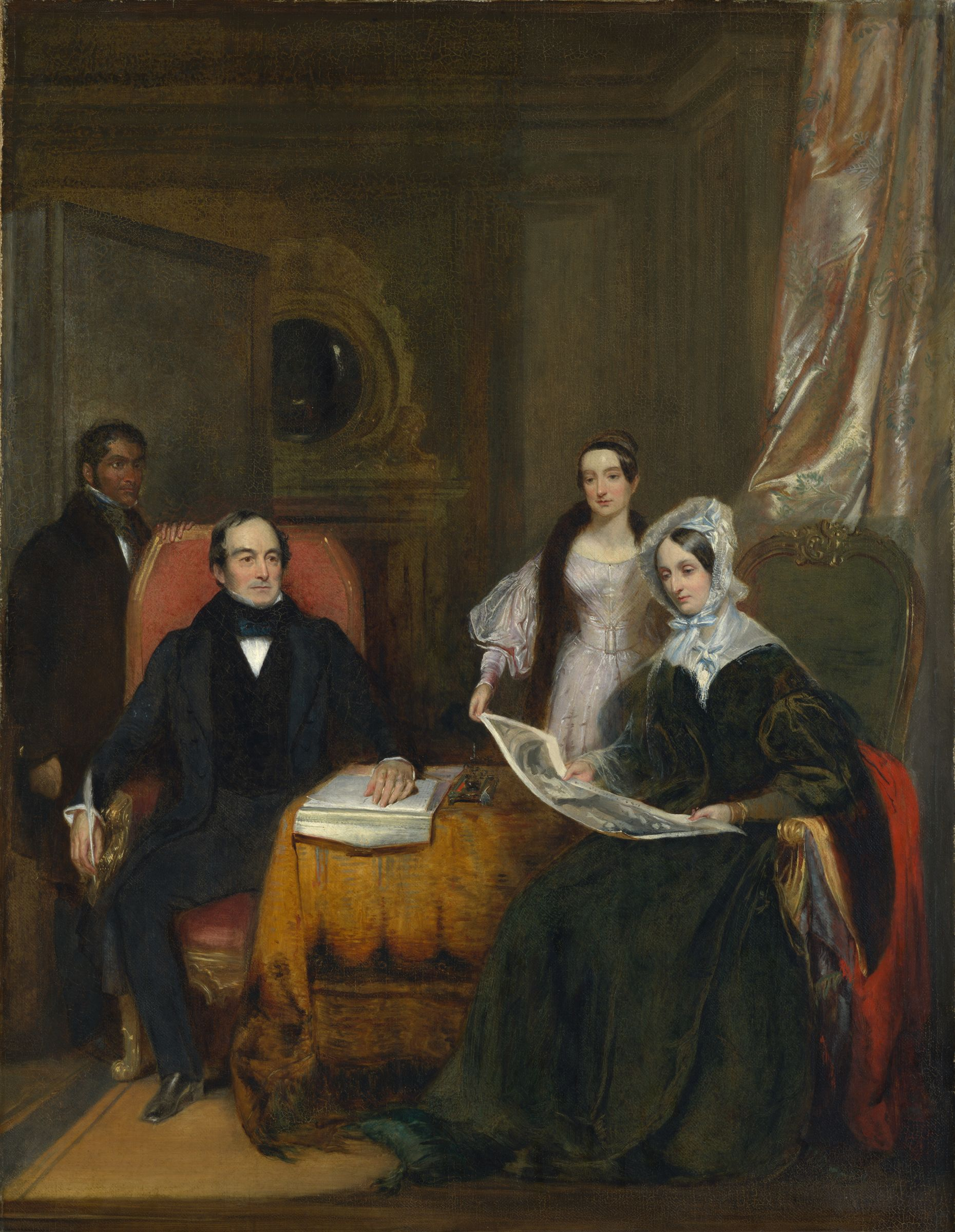 James Arnold (1781-1868) And Family
