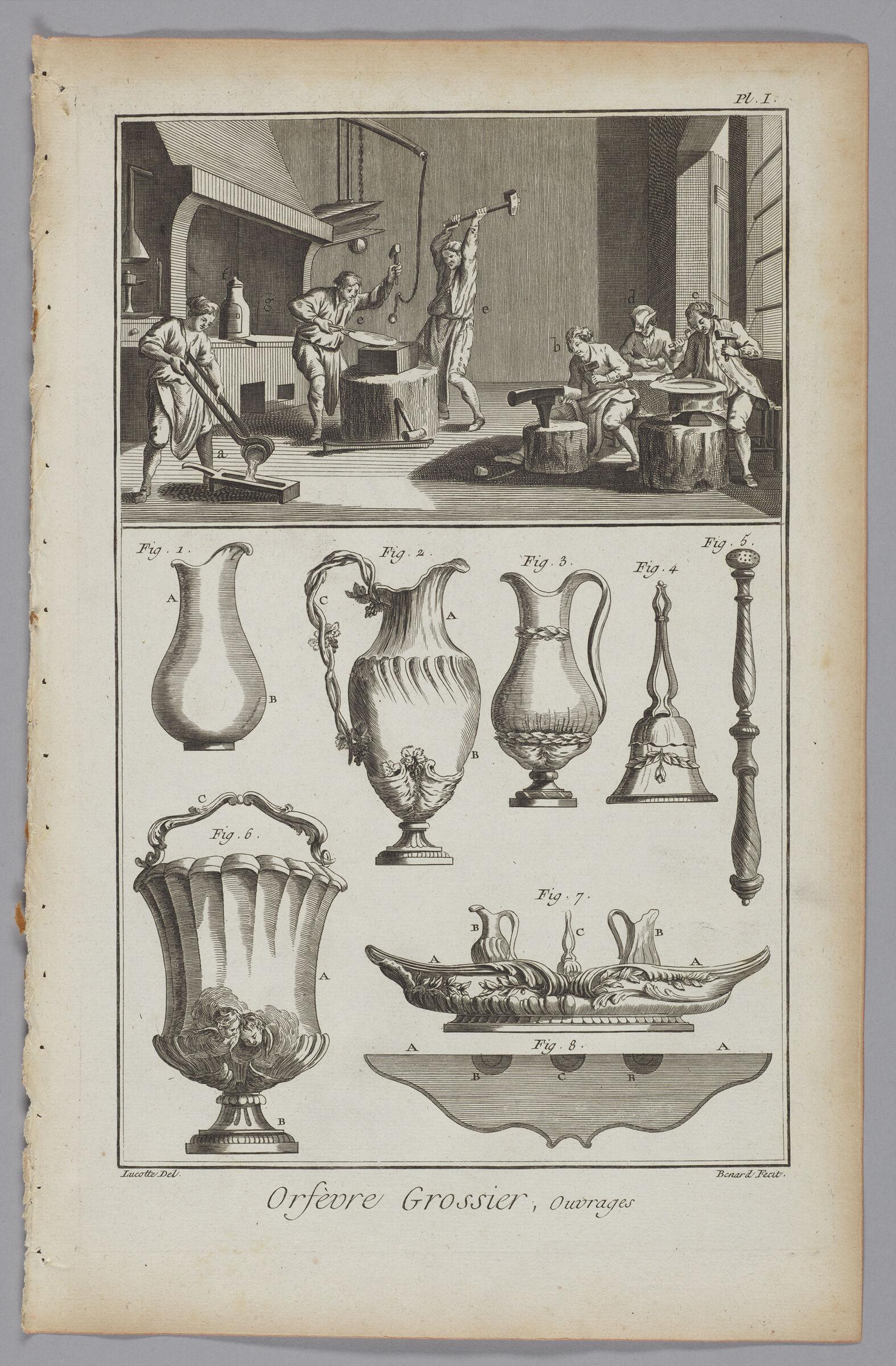 Goldsmiths' Works