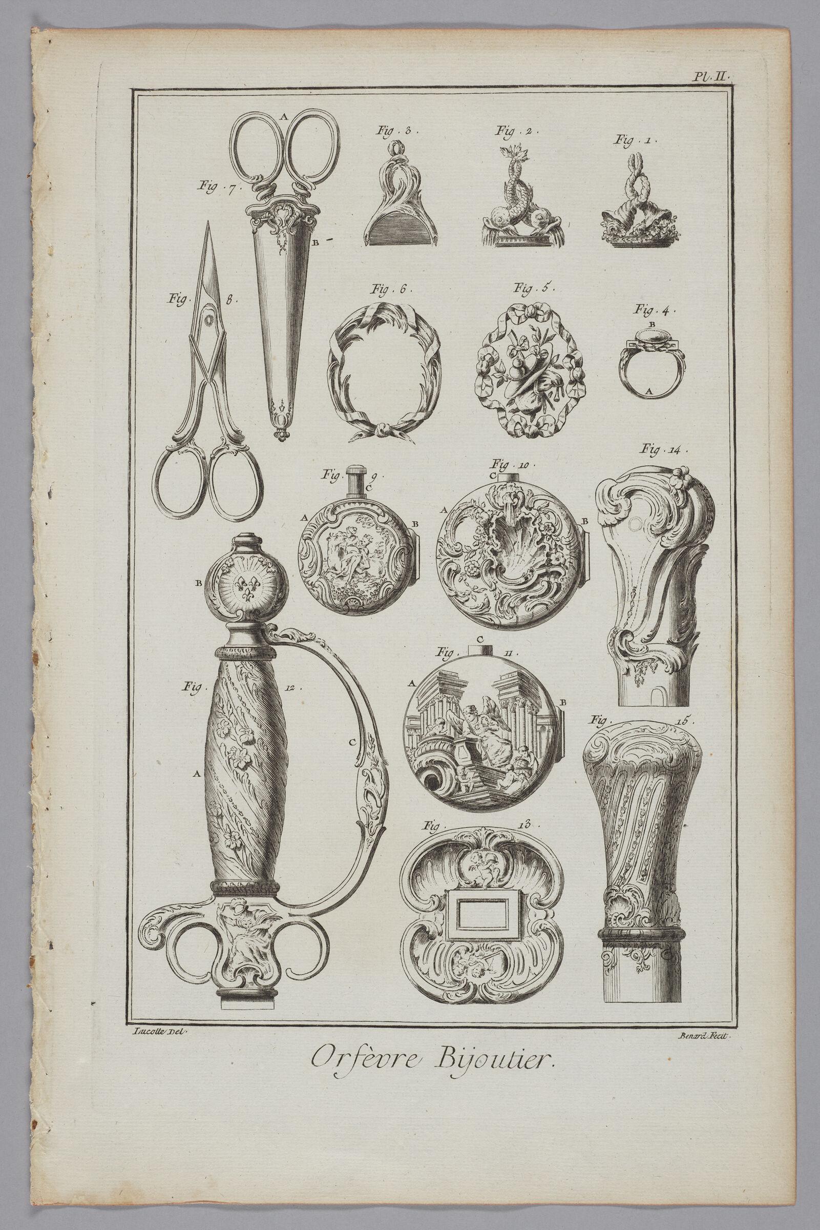 Goldsmiths' Designs