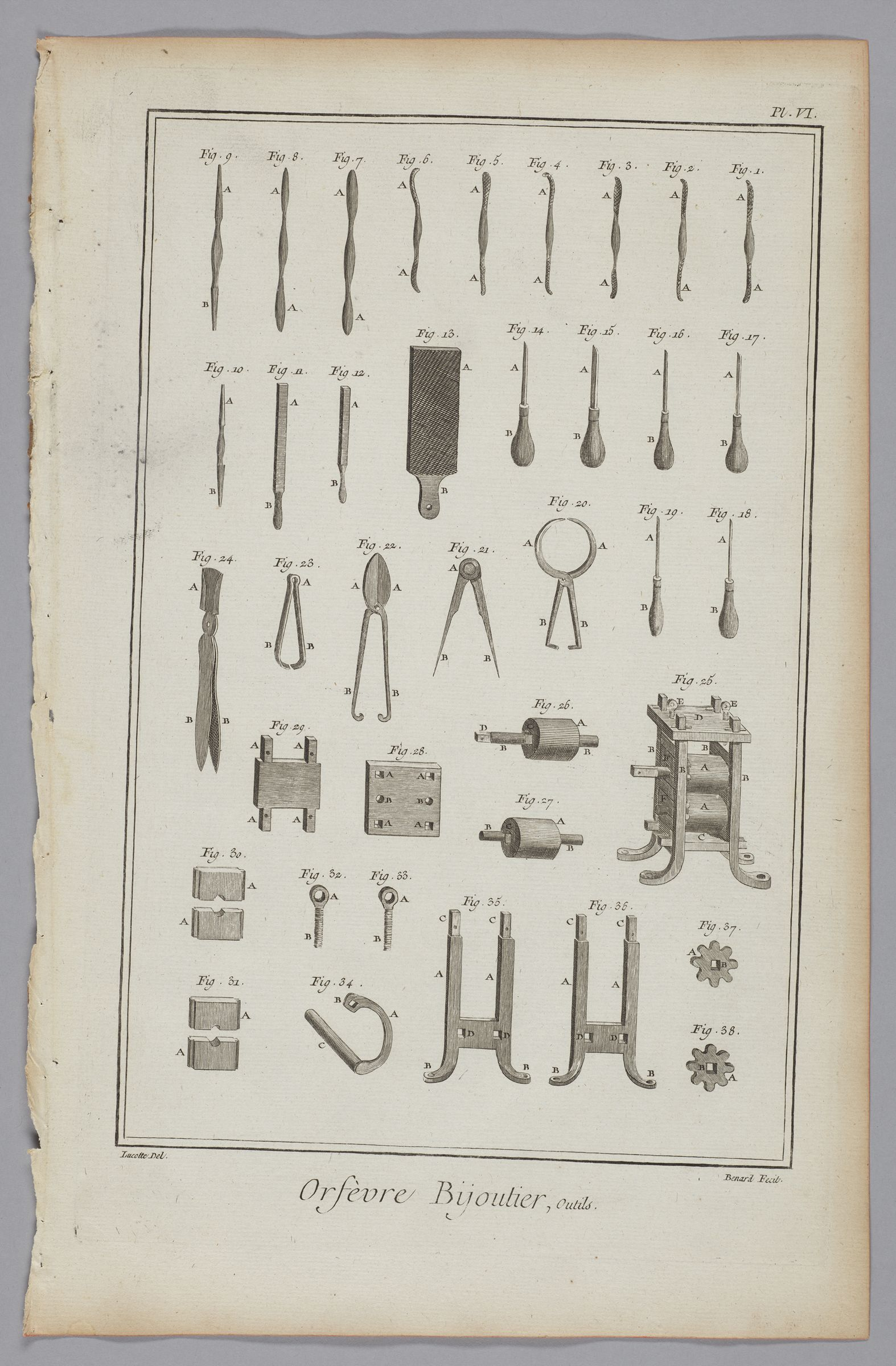 Goldsmiths' And Metalsmiths' Tools