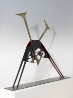 Steel Sculpture (Arch)
