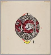 Design for an Illuminated Advertising Sphere