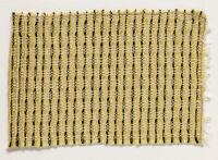 Sample Of Leno Weave Yard Material
