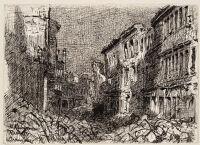 Rosenstr. (Dresden Destroyed)