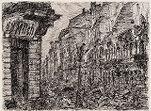 Corner of  Schnorr and Gutzkowstr. (Dresden Destroyed)