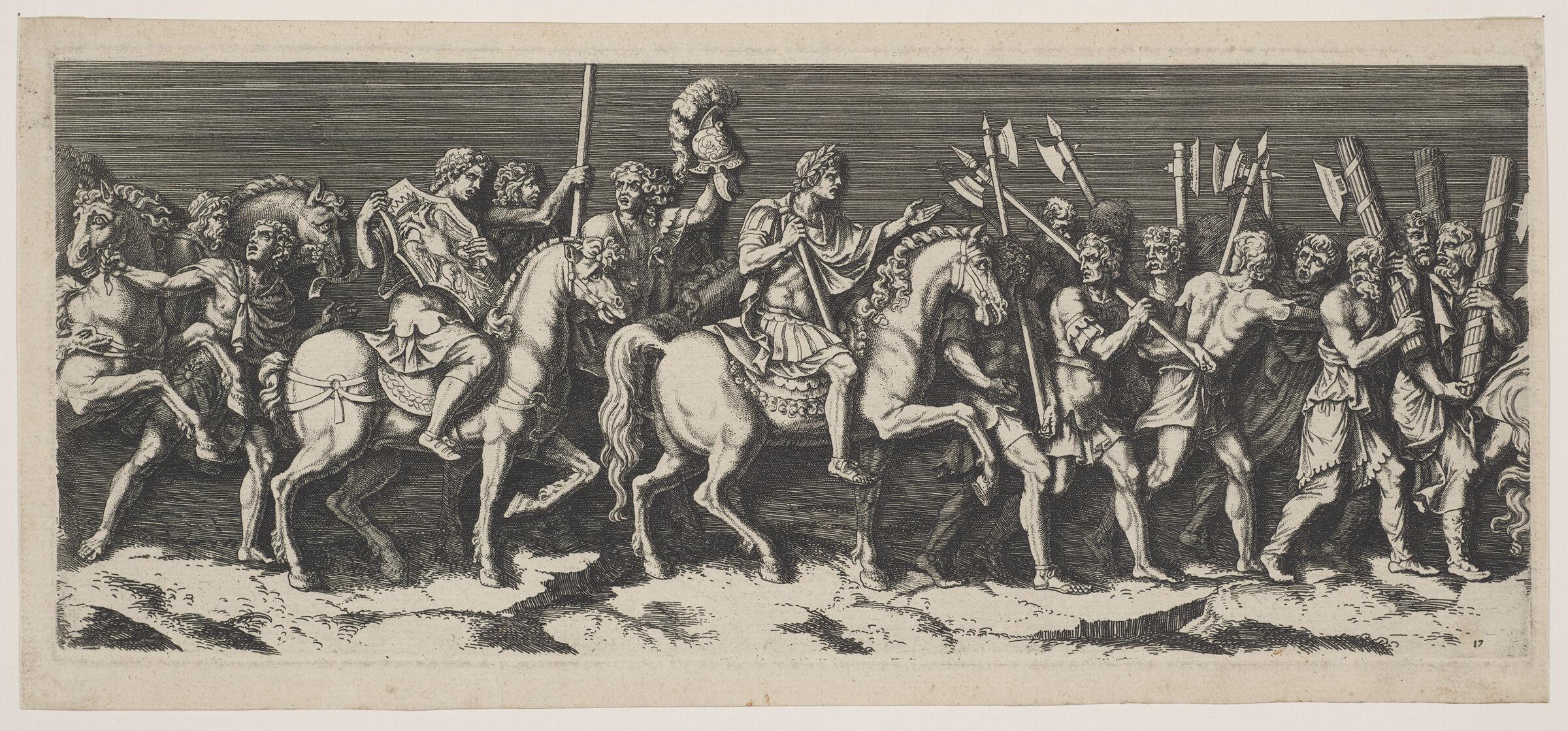 Emperor Sigismond Preceeded By The Victors