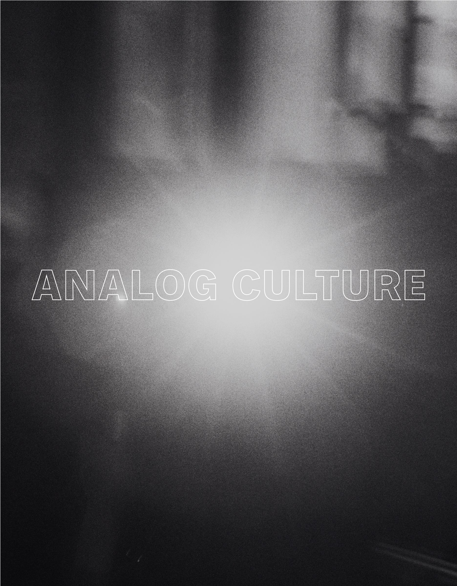 Analog Culture: Printer's Proofs from the Schneider/Erdman Photography Lab, 1981–2001