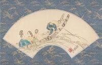 Ukifune (From The Tale Of Genji)