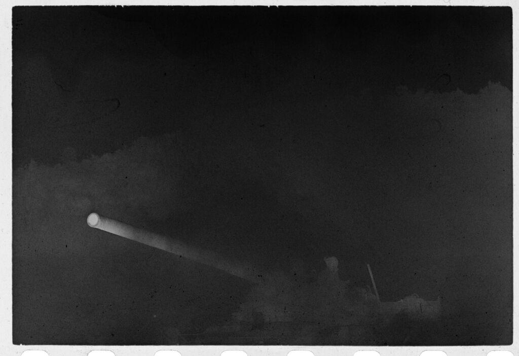 Untitled (Firing Tank Or Rocket Launcher, Vietnam)