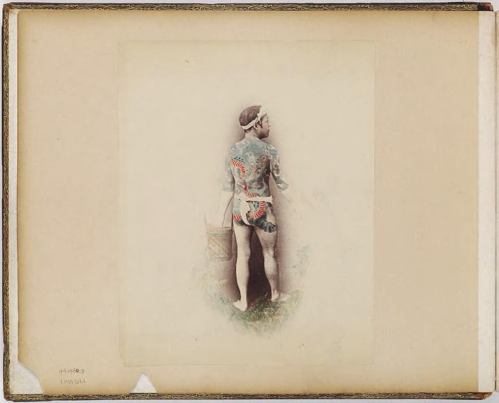 Untitled (Tattooed Man)