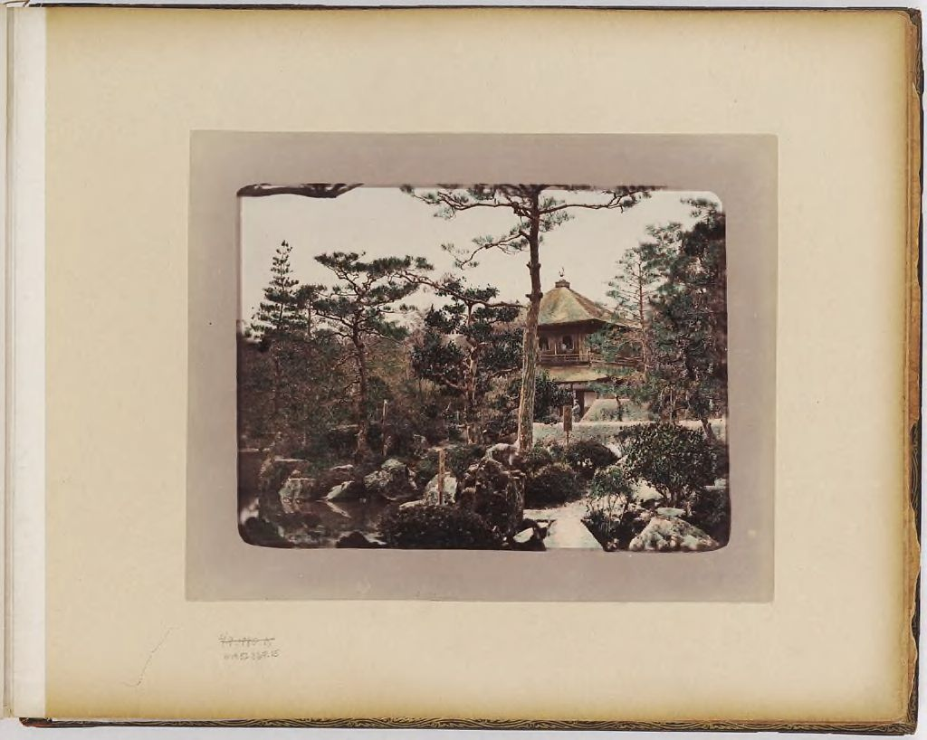 Untitled (Building And Garden)