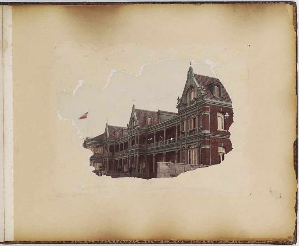 Untitled (Unidentified Western-Style Building)
