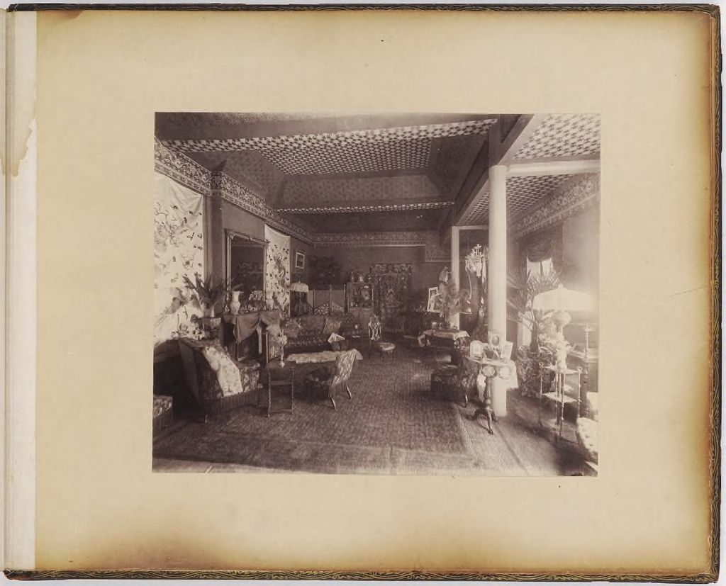 Untitled (Ornate Interior)