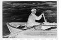 Untitled (Fisherman In Rowboat, Nazaré, Portugal)
