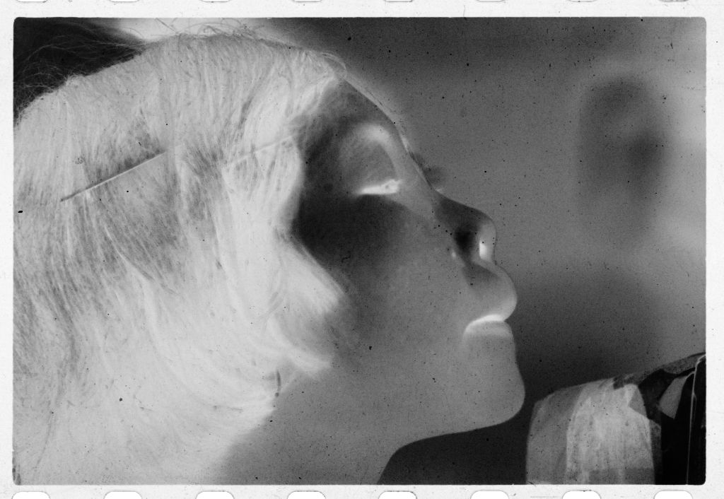 Untitled (Girl Straining To See, Parade, Vietnam)