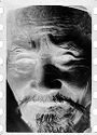 Untitled (Portrait Of Old Man With Beard And Furrowed Brow (Vietnam?))