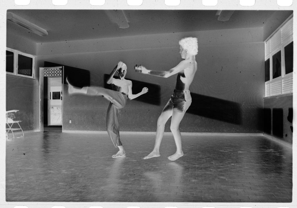 Untitled (Two Boys Dancing)