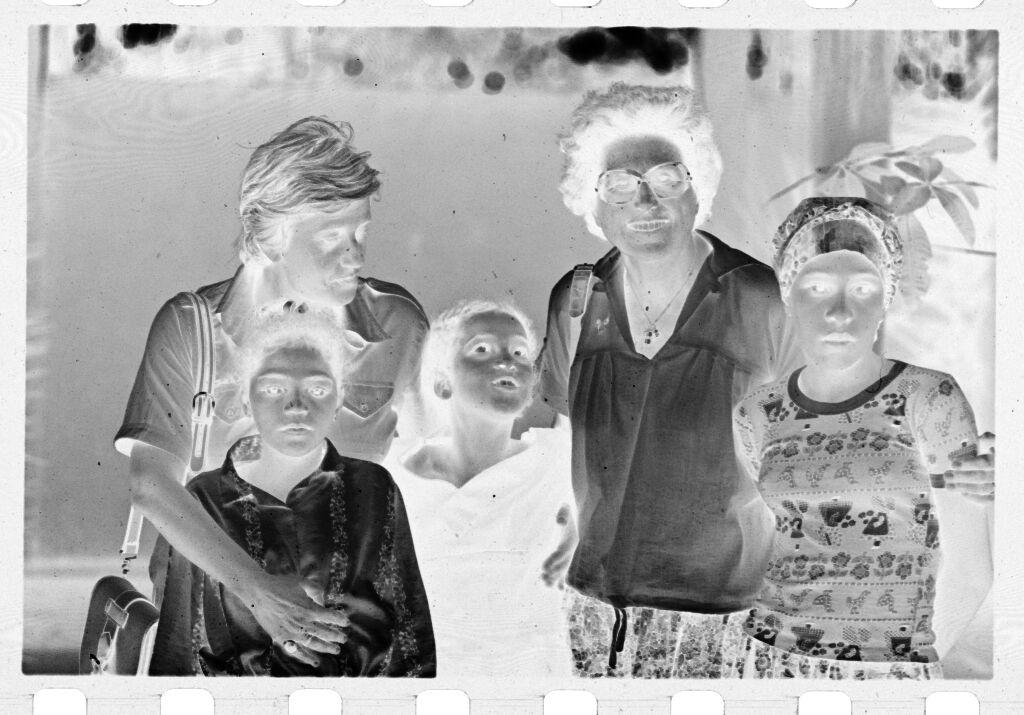 Untitled (Five Women)