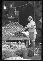 Untitled (Food Stand In Outdoor Market)
