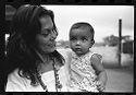 Untitled (Woman Holding Baby)