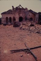 Untitled (Ruins Of Joan Of Arc Cathedral, Hue, Vietnam)