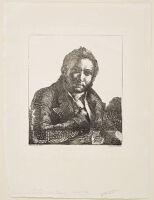 Portrait Of Auguste Brunet