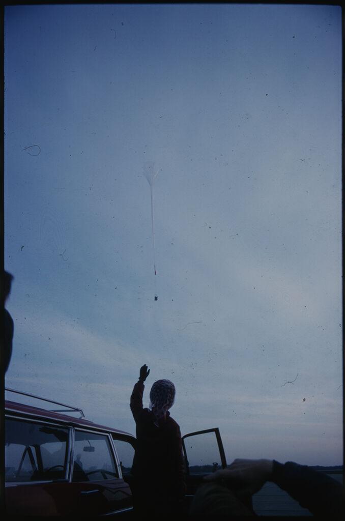 Untitled (Hot Air Balloon)