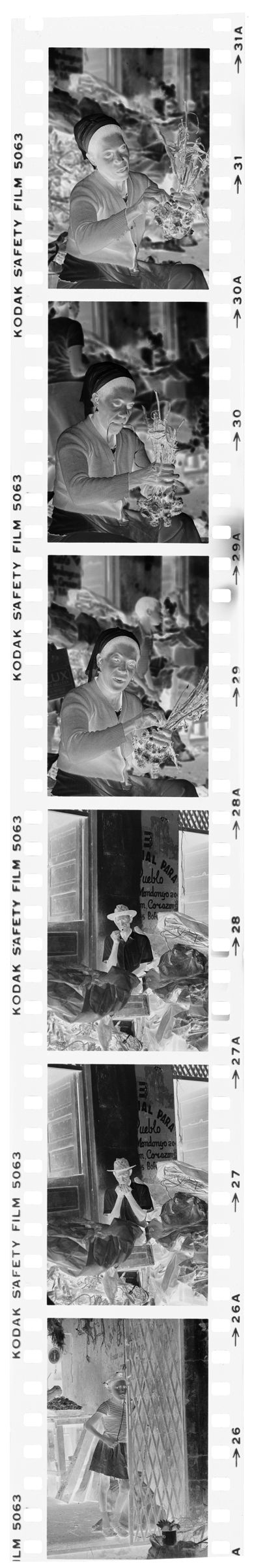 Untitled (Scenes In Front Of Market)